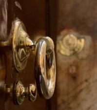 Brass Kitchen & Knobs Handles